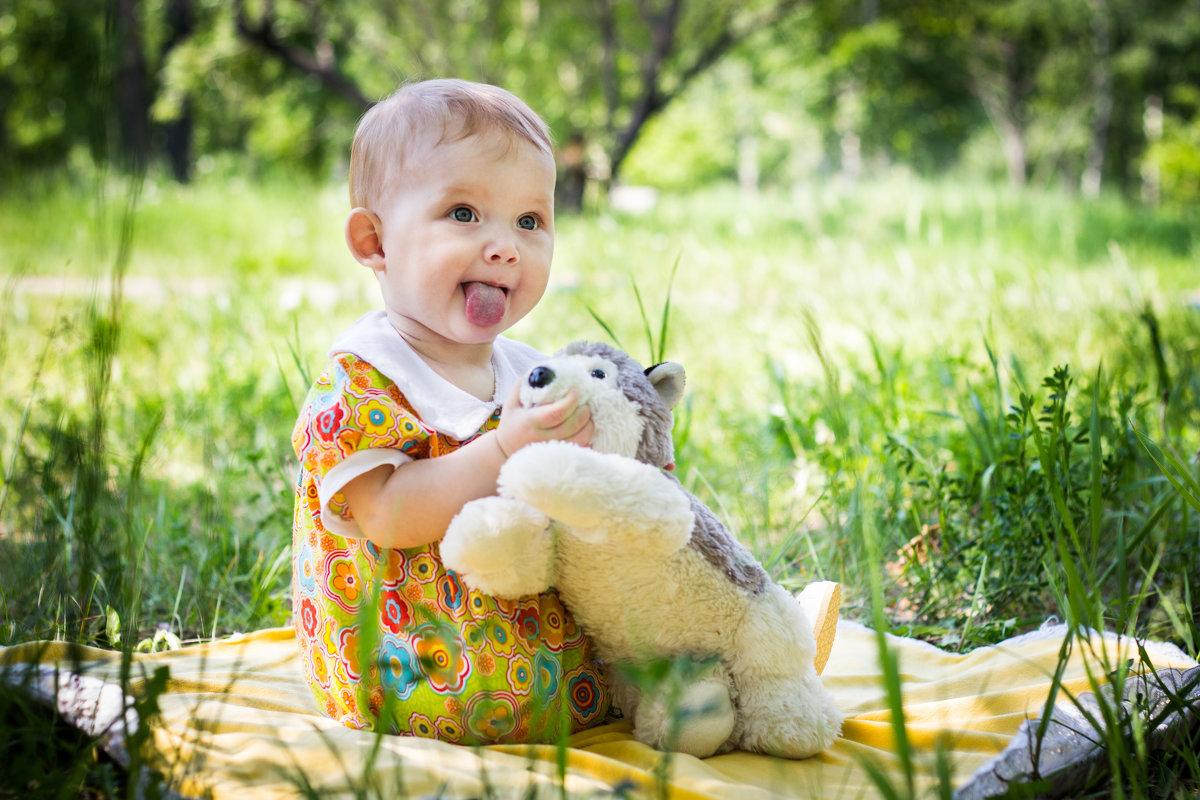 маленькая Злата - Татьяна Зайцева