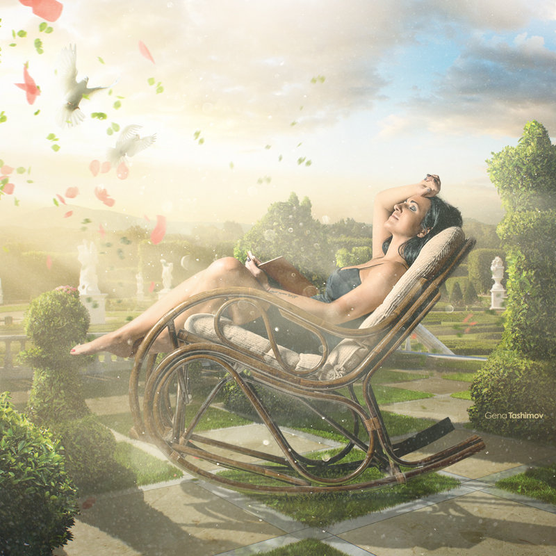 Fantasy - Gena Tashimov