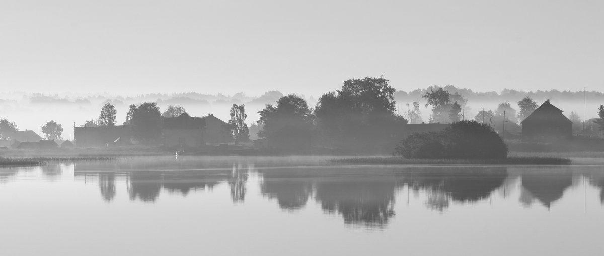 Утро на озере - Александр Сивкин