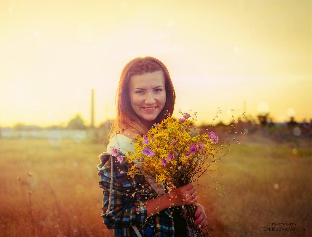 Тренировалась в фотошопе - Anna Enikeeva