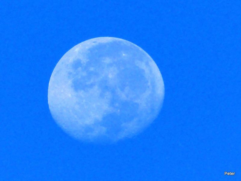 Полная луна в апогее. - Пётр Беркун