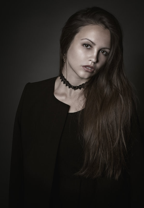 Девушка - Юлиандра