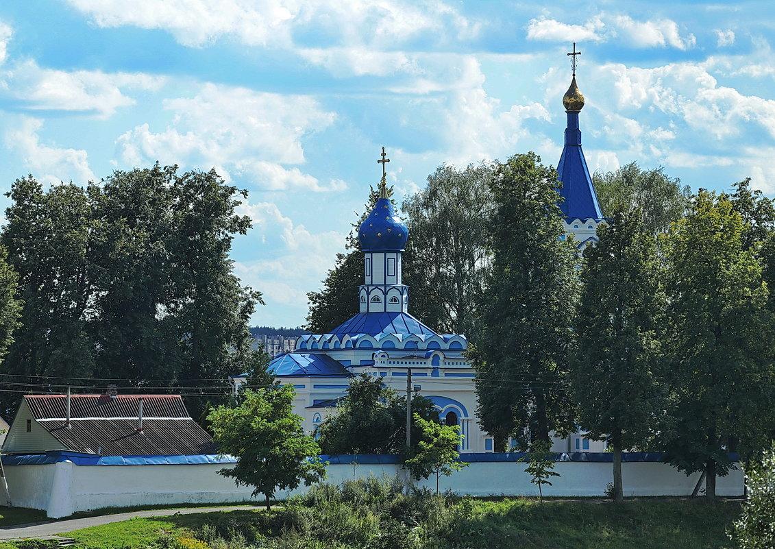 Успенский монастырь в Орше, церковь Ильи Пророка - Владимир
