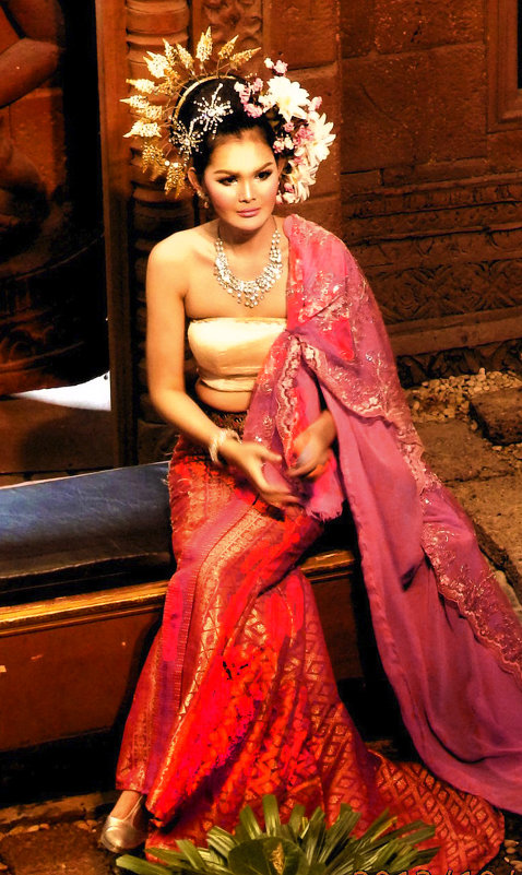 Тайская девушка - Таня