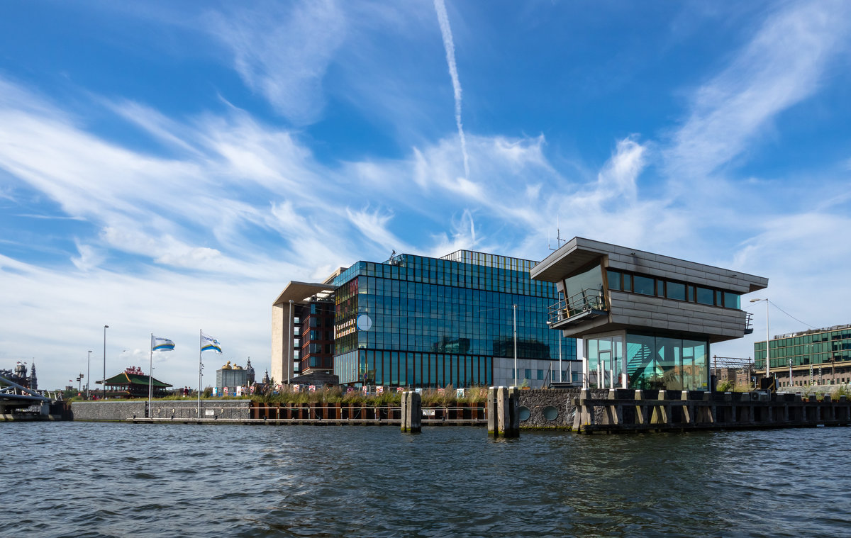 Амстердам. Современная архитектура - Witalij Loewin