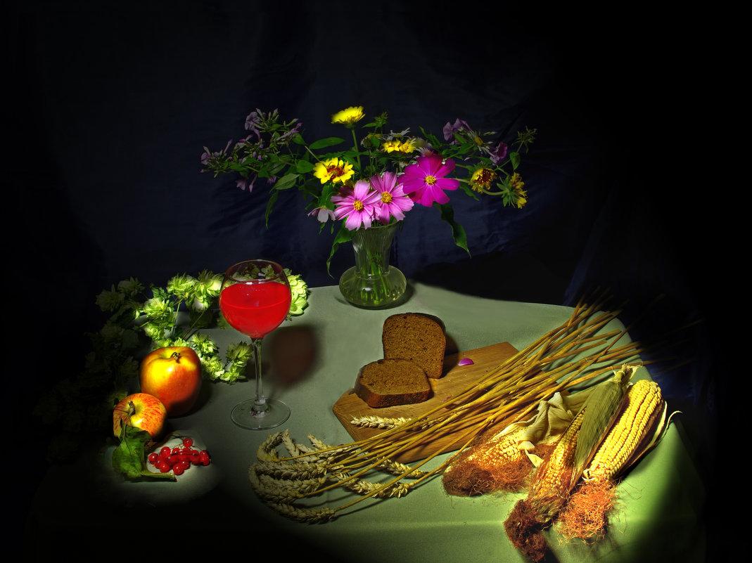 Хлеб нового урожая - Дубовцев Евгений