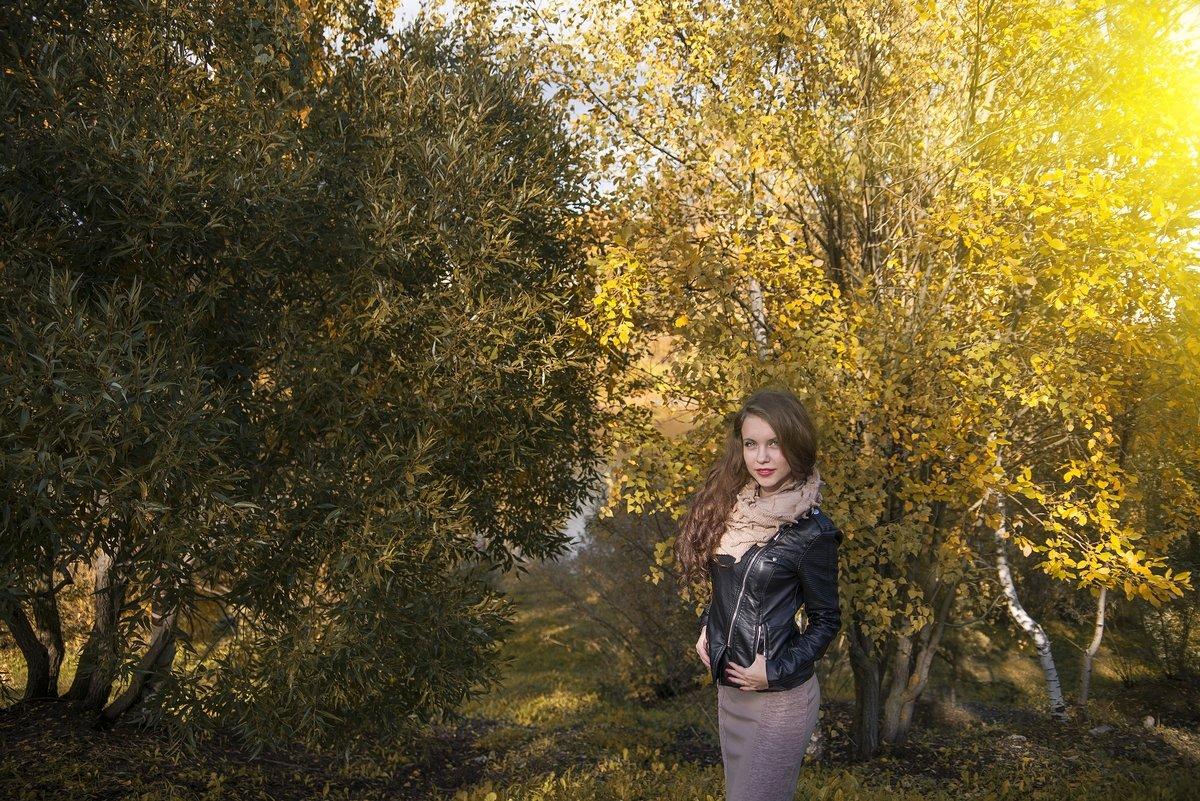 Осень без бабьего лета - Женя Рыжов