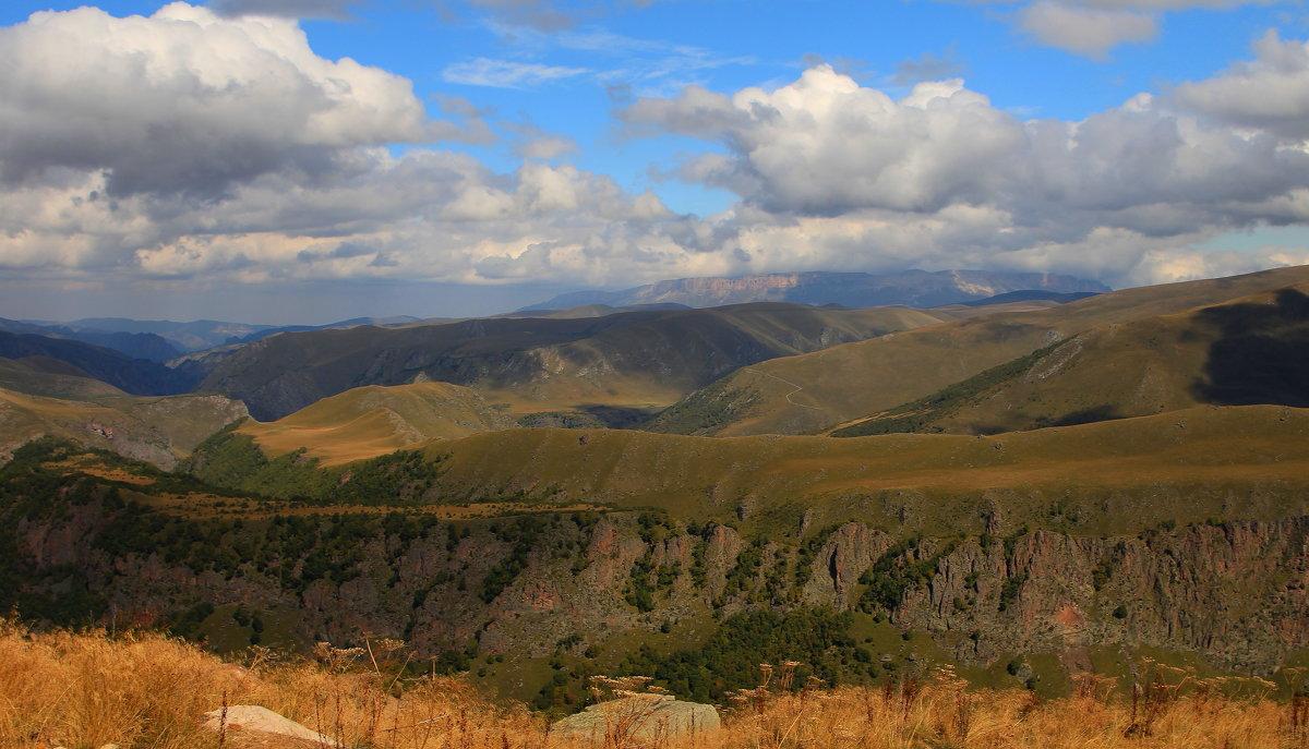 Осень в горах Северного Кавказа - Vladimir 070549