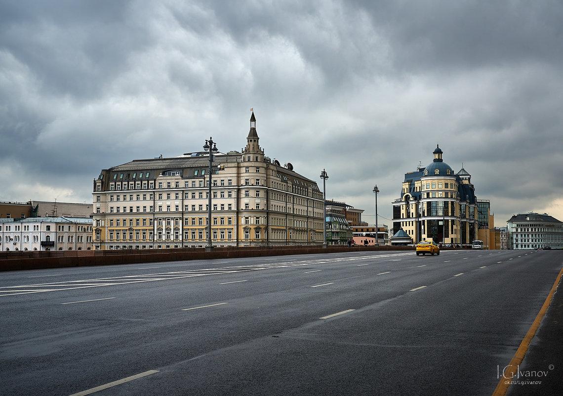 Большой Москворецкий мост - Игорь Иванов