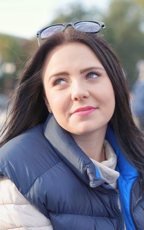 Случайный уличный портрет - Андрей Майоров