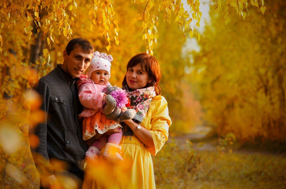 Осенняя съёмка - Егор Сульженко
