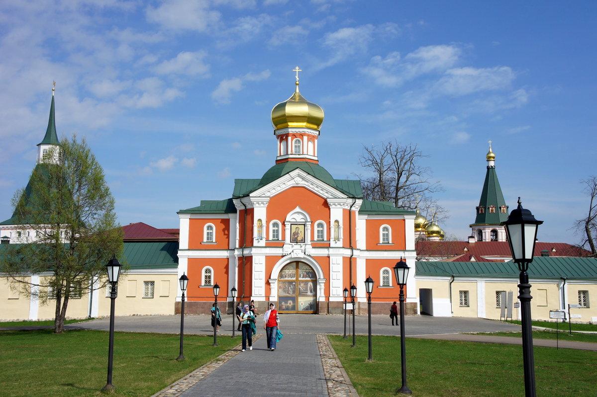 Валдайский Иверский Святоозерский Богородицкий мужской монастырь - Елена Павлова (Смолова)