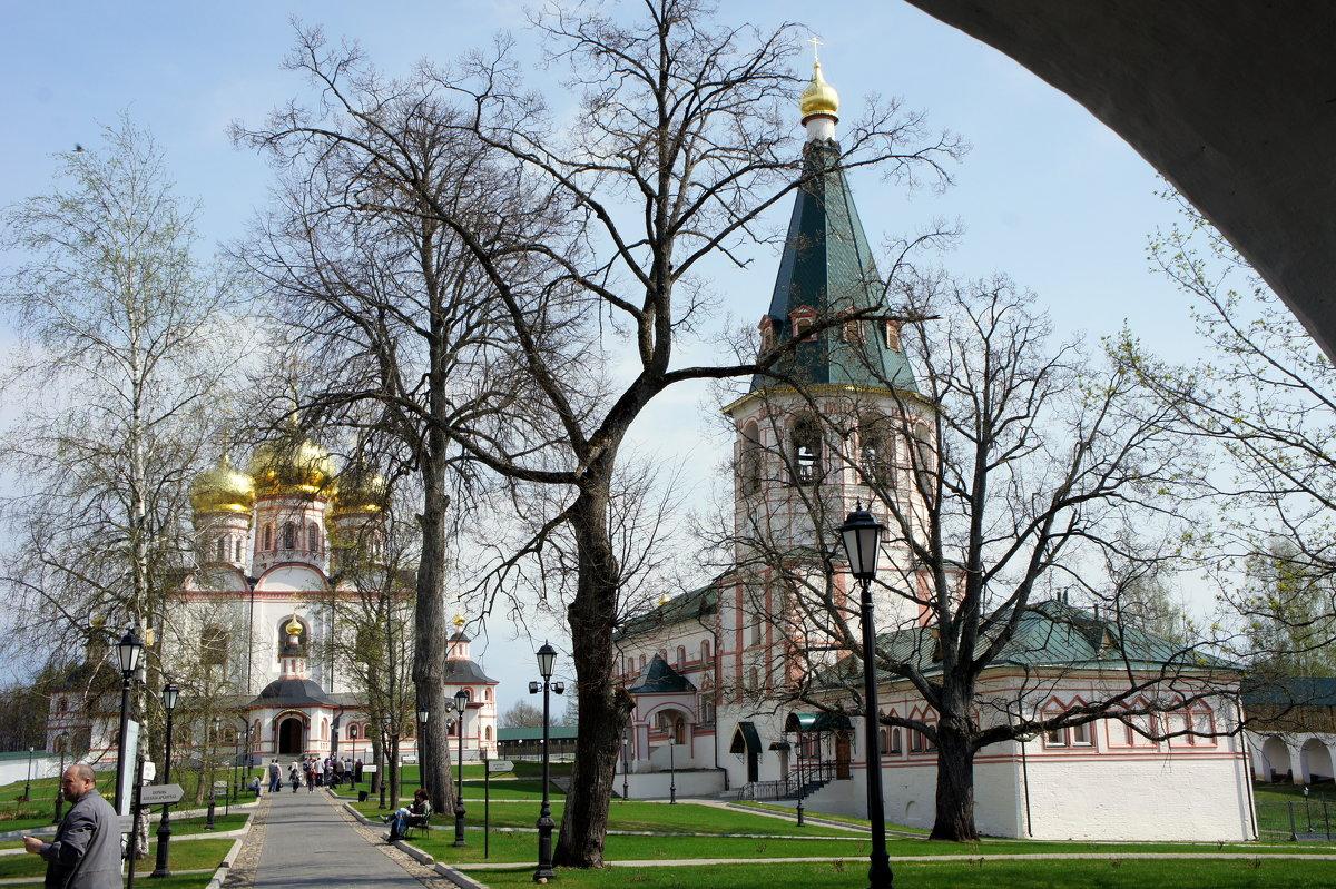 Иверский монастырь - Елена Павлова (Смолова)