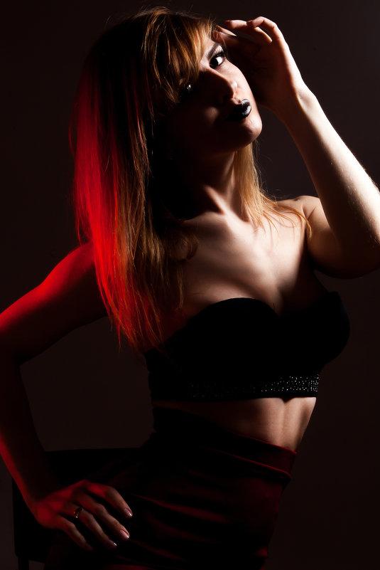Автопортрет - Кристина Мартыненко