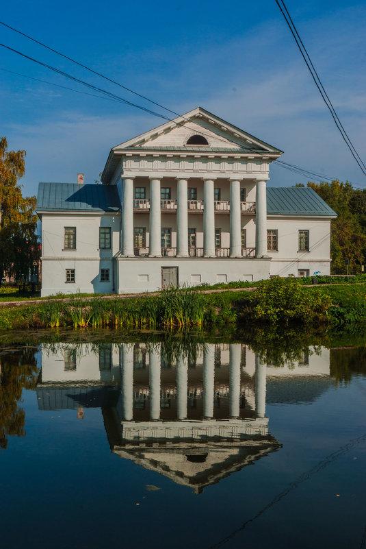 Главное управление Пермского имения Строгановых - Валерий Симонов