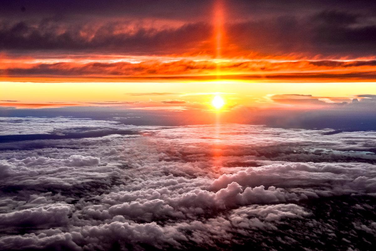 Между облаков - Oleg