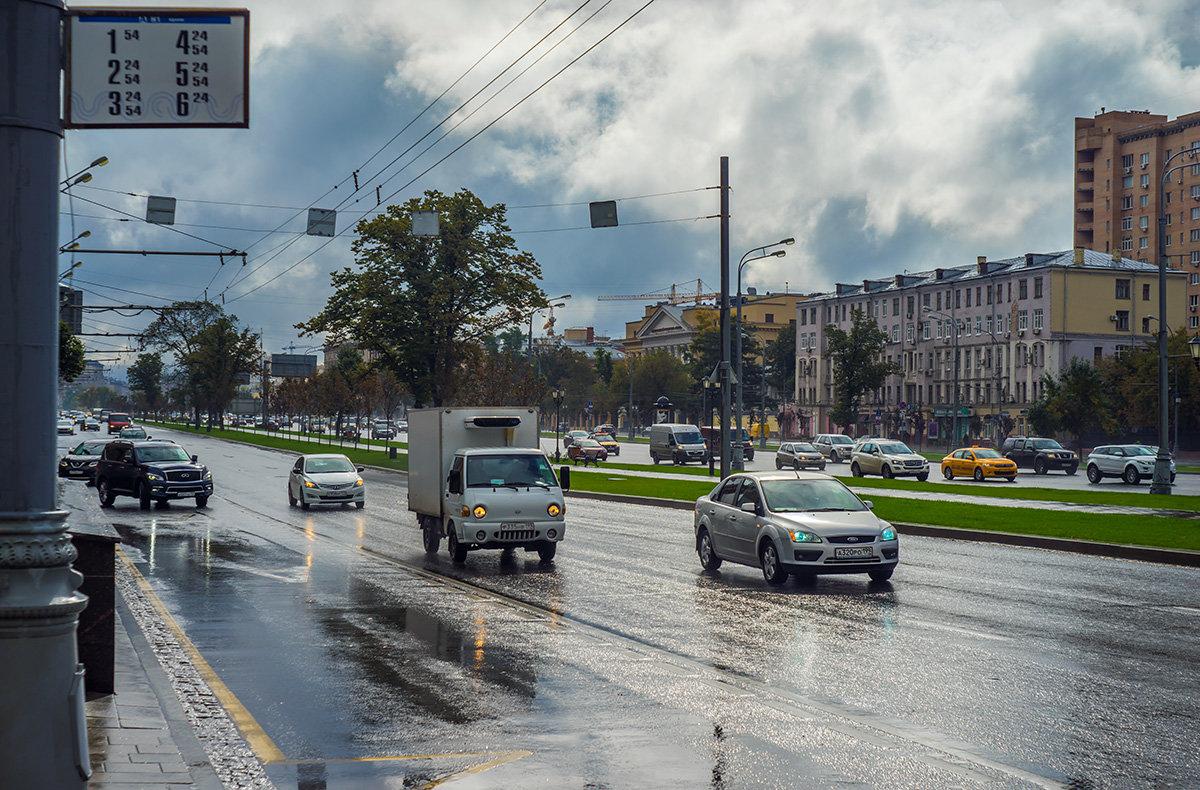 Москва, Ленинградский проспект - Игорь Герман