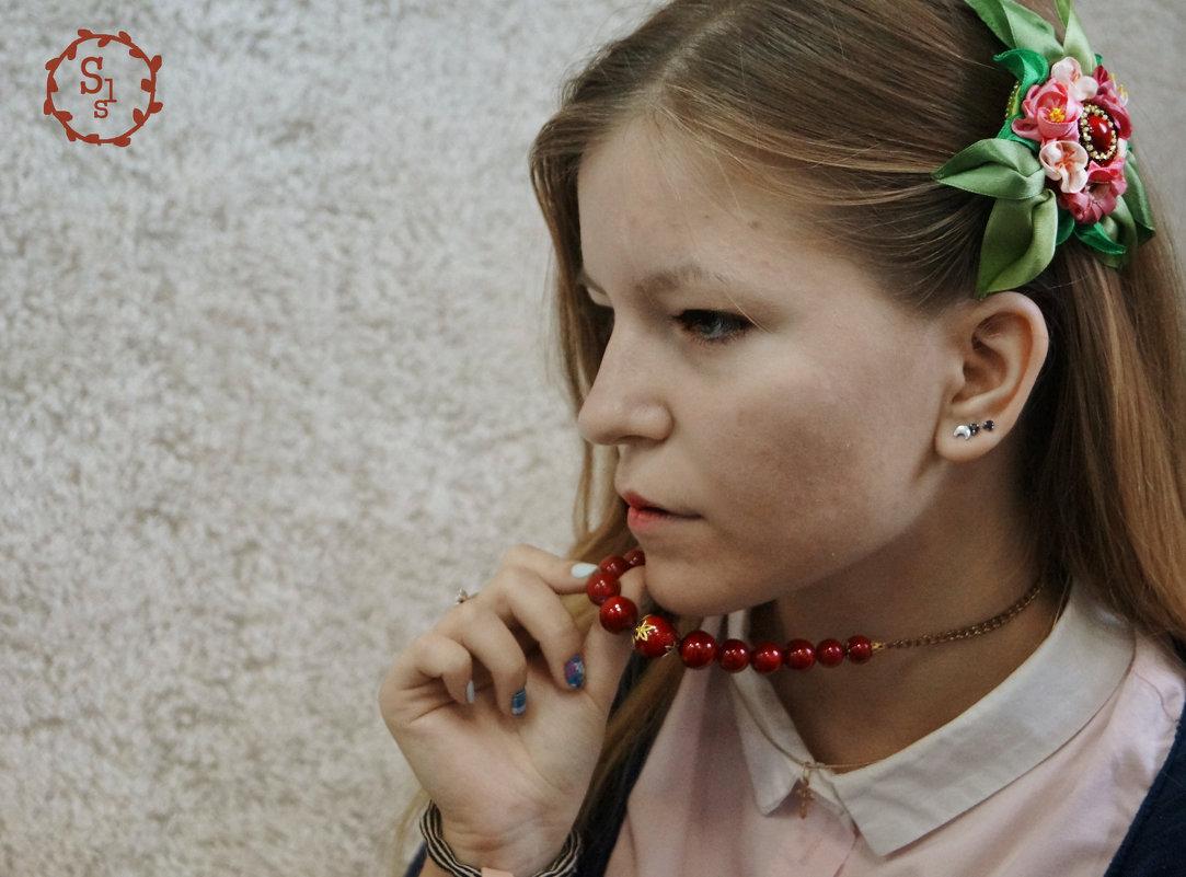 Cherry bomb - Софья Лейкина