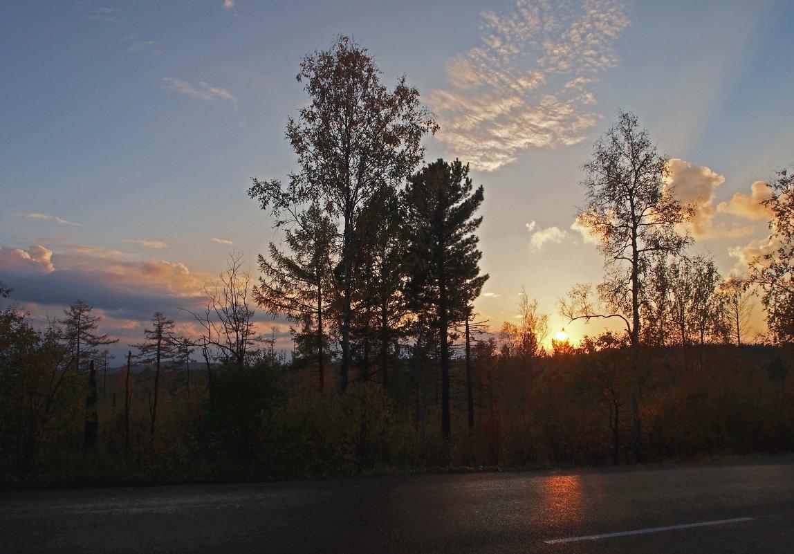 Вот и солнце взошло... - Александр Попов