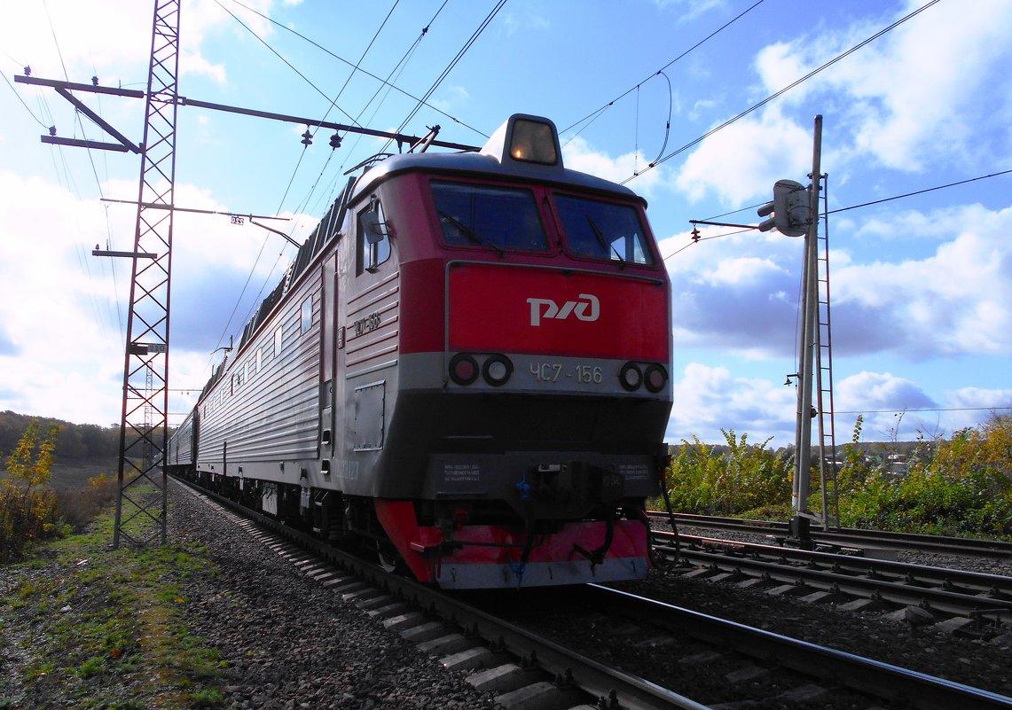 ЧС7 - 156 - Сергей Уткин