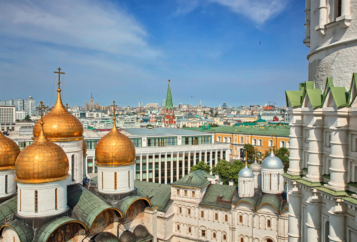 Welcome to Moscow - Alexander Asedach