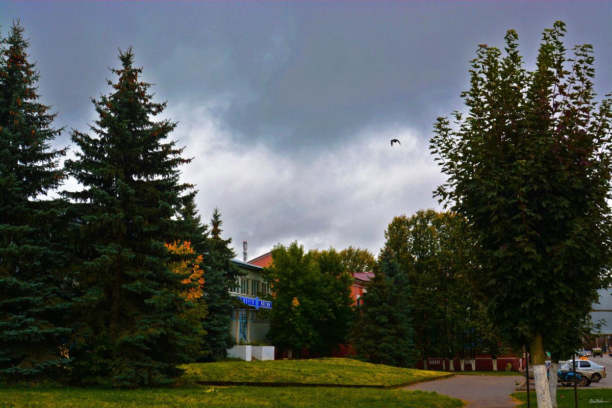 осень в городе - Юрий