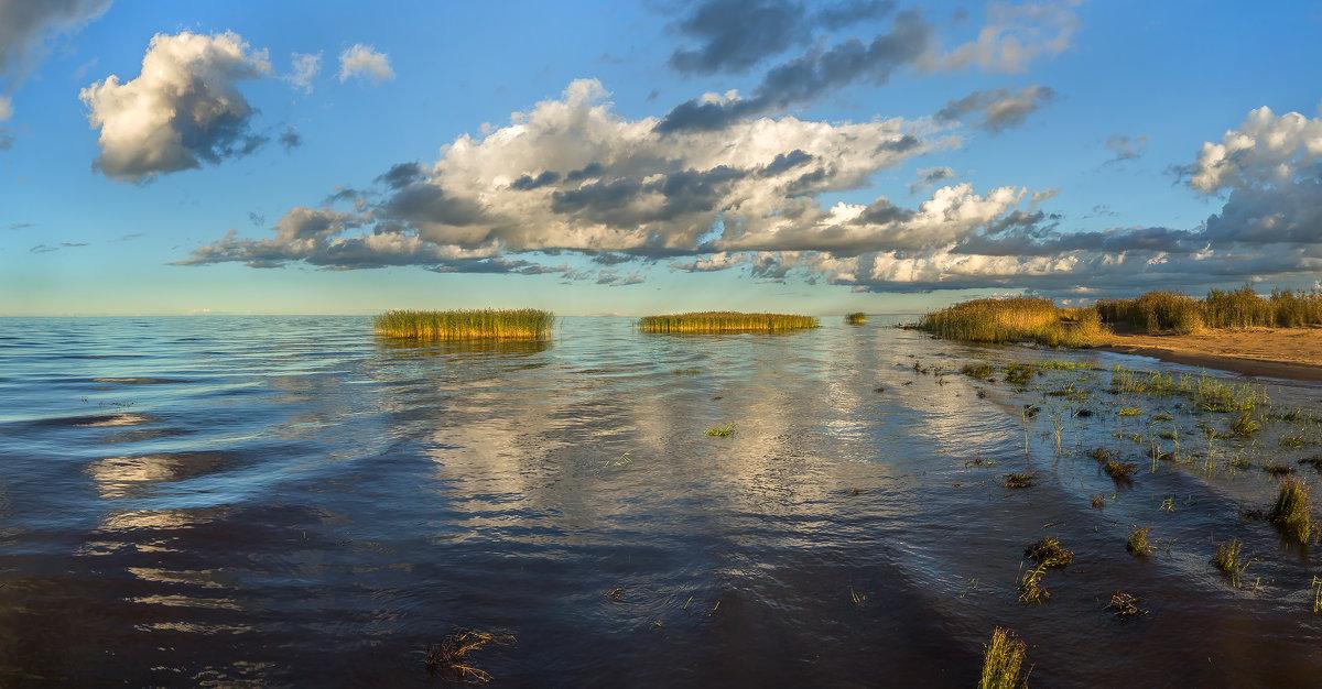 Юго-западный берег Ладожского озера. - Фёдор. Лашков