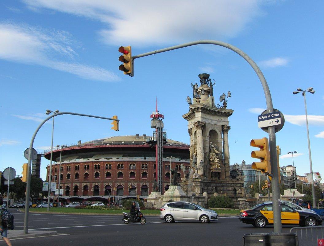 Площадь Испании - Виталий Купченко