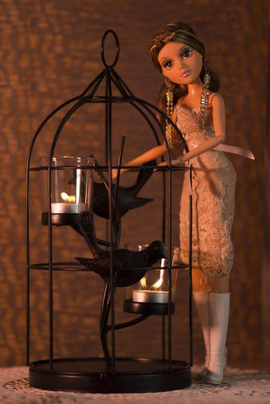 Любимая кукла - Элен Шендо