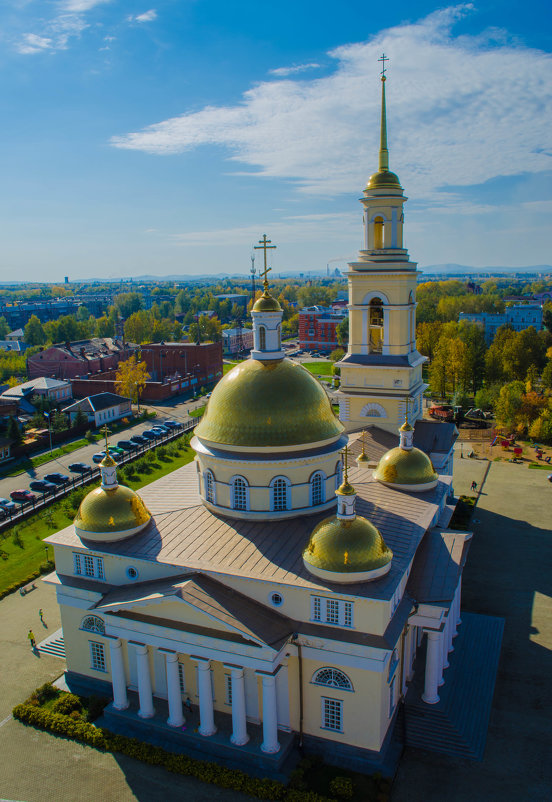 Преображенский собор - Макс Ustyansev