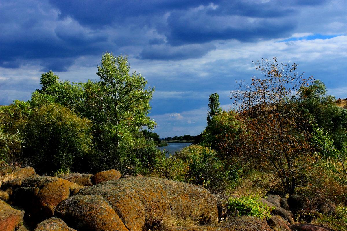 Пейзаж сентября - Nataliya Oleinik