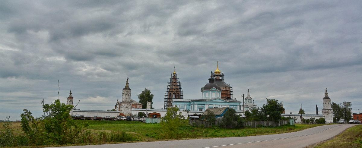 Бобренёв монастырь - Анастасия Смирнова