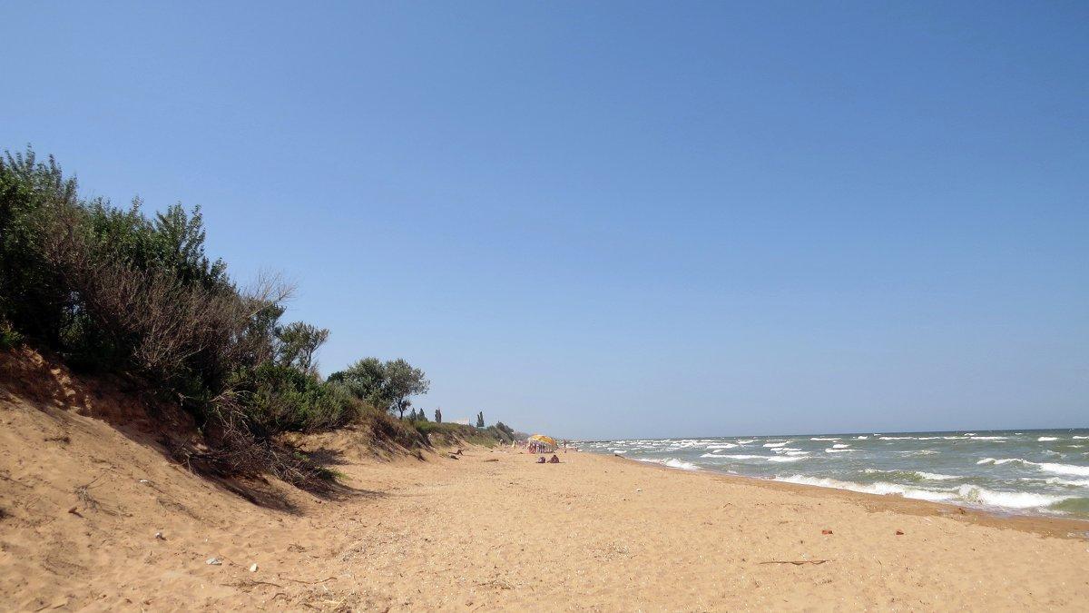 Пляж - Вера Щукина