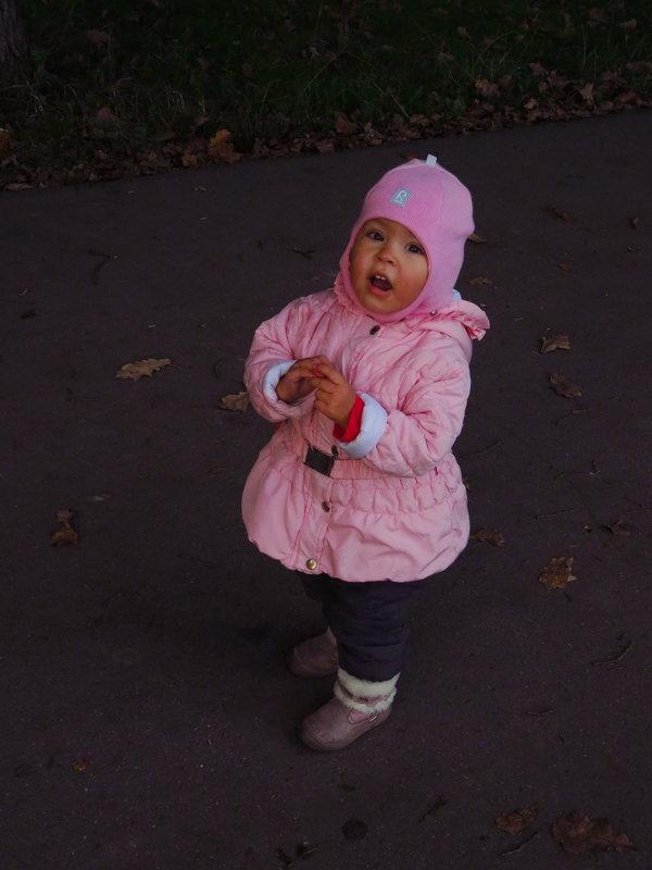 Девочке год и два месяца (так сказал ее прадедушка) - Андрей Лукьянов