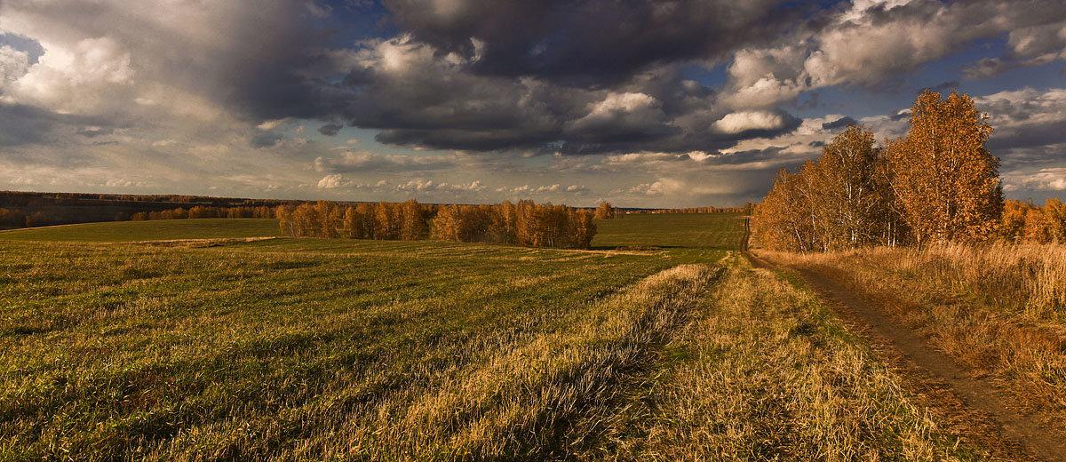 Зависли к горизонту облака - Сергей Жуков