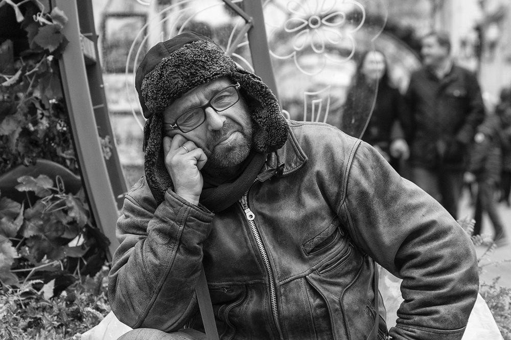 Портрет - Александр Степовой