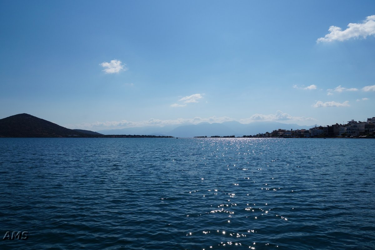 Критское море - kolyeretka