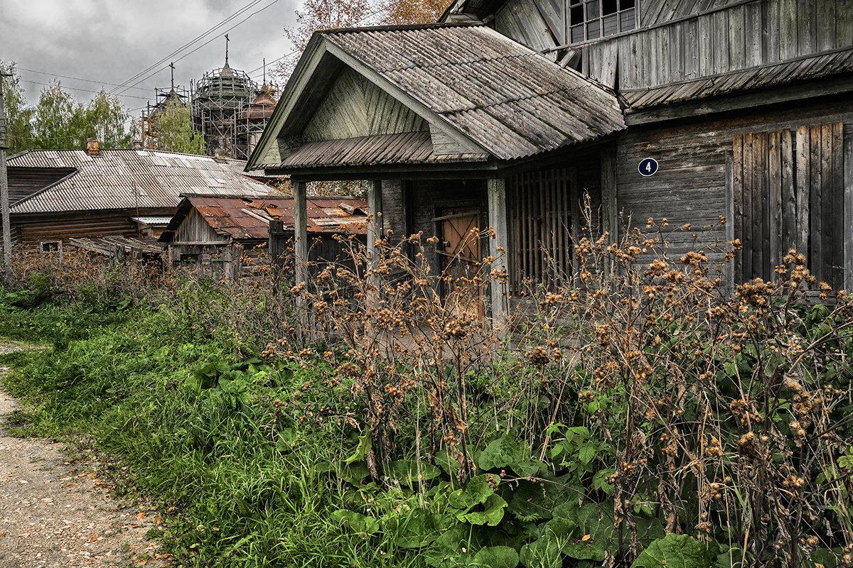 В очереди на реставрацию - Алексей Видов