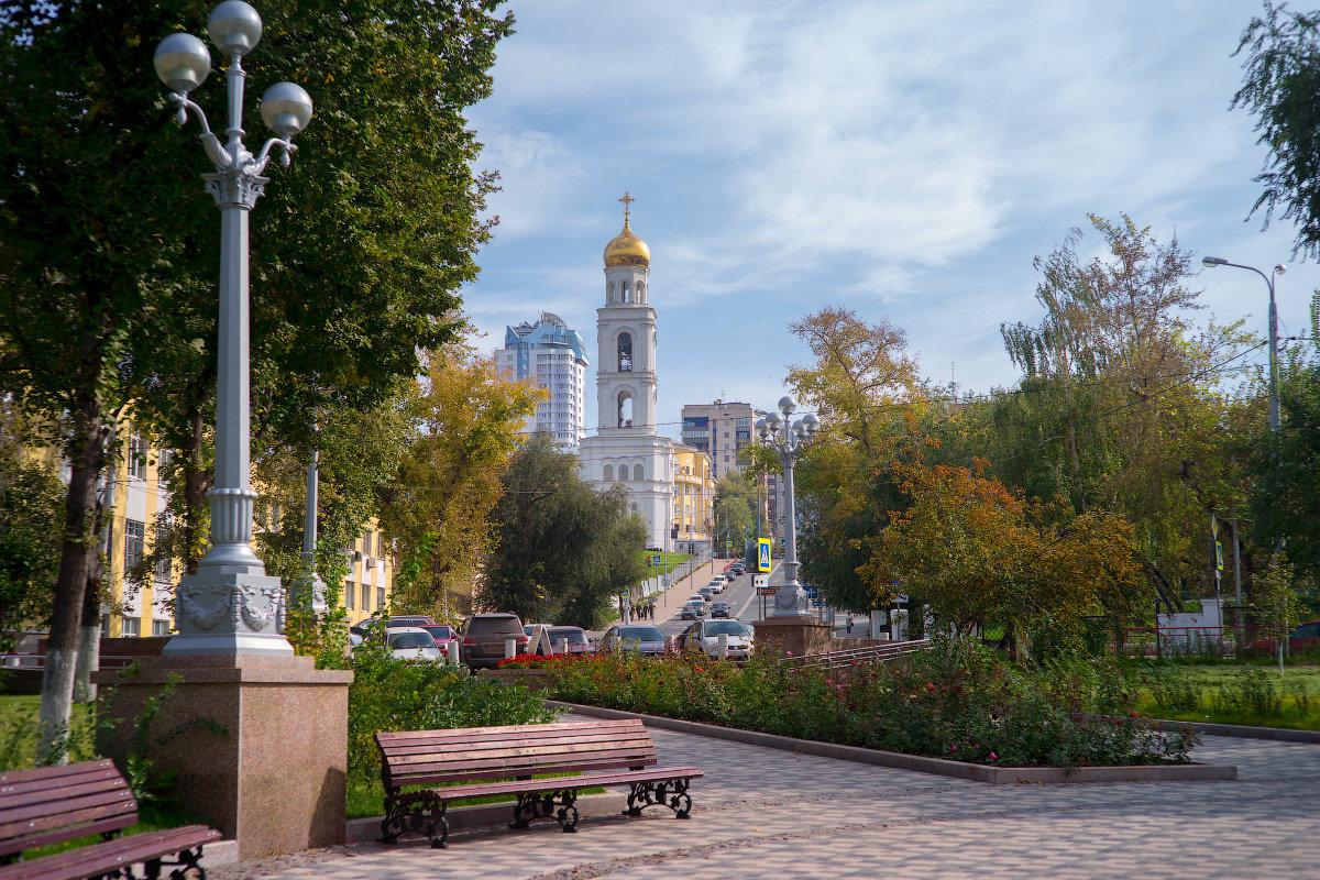 Осень в городе - Алексей Головин