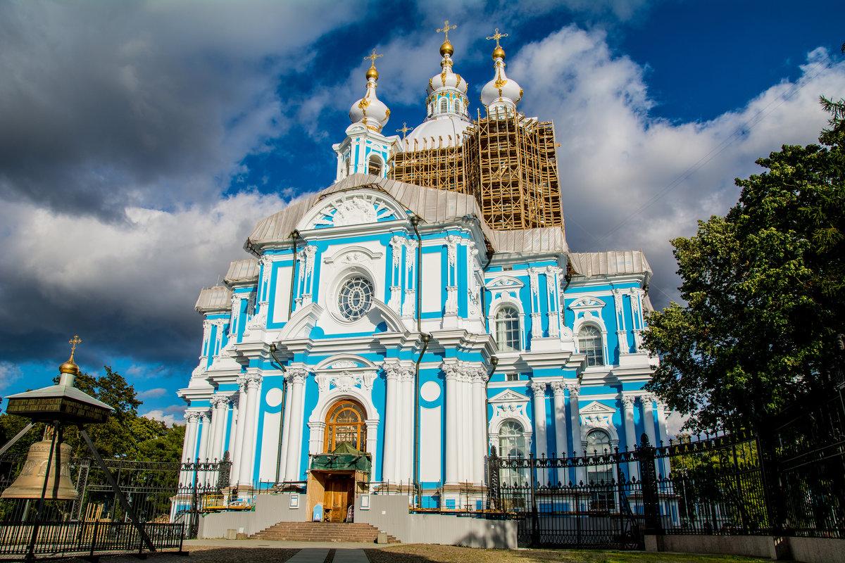 Смольный собор - Sergej