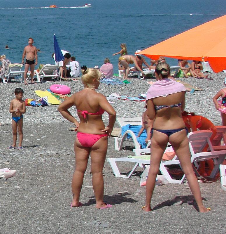 Пляж - Михаил Битёв