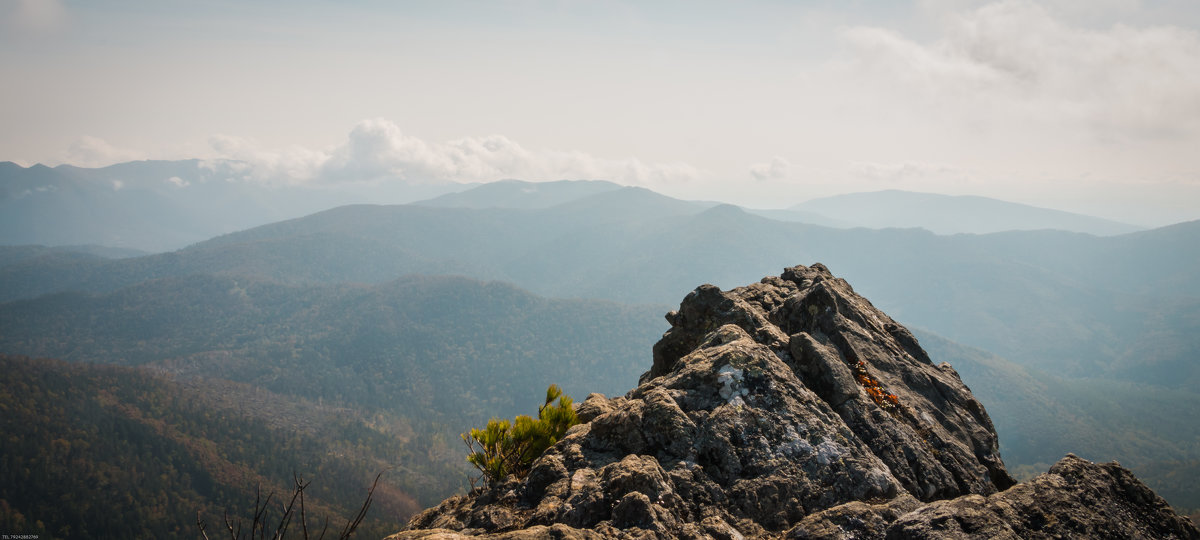 Сусунайский горный хребет - Timofey Chichikov