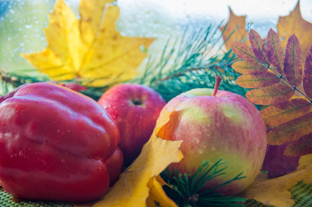Осенние краски - Светлана