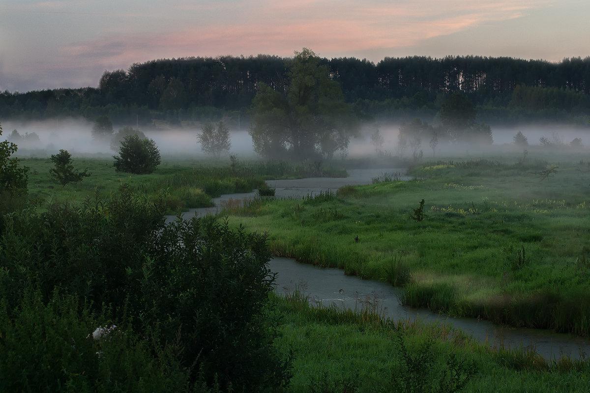 Снова утро просыпается от движения неосторожного - E S