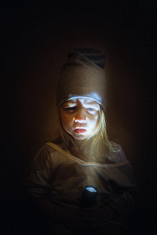 в темноте - Андриенко Юля