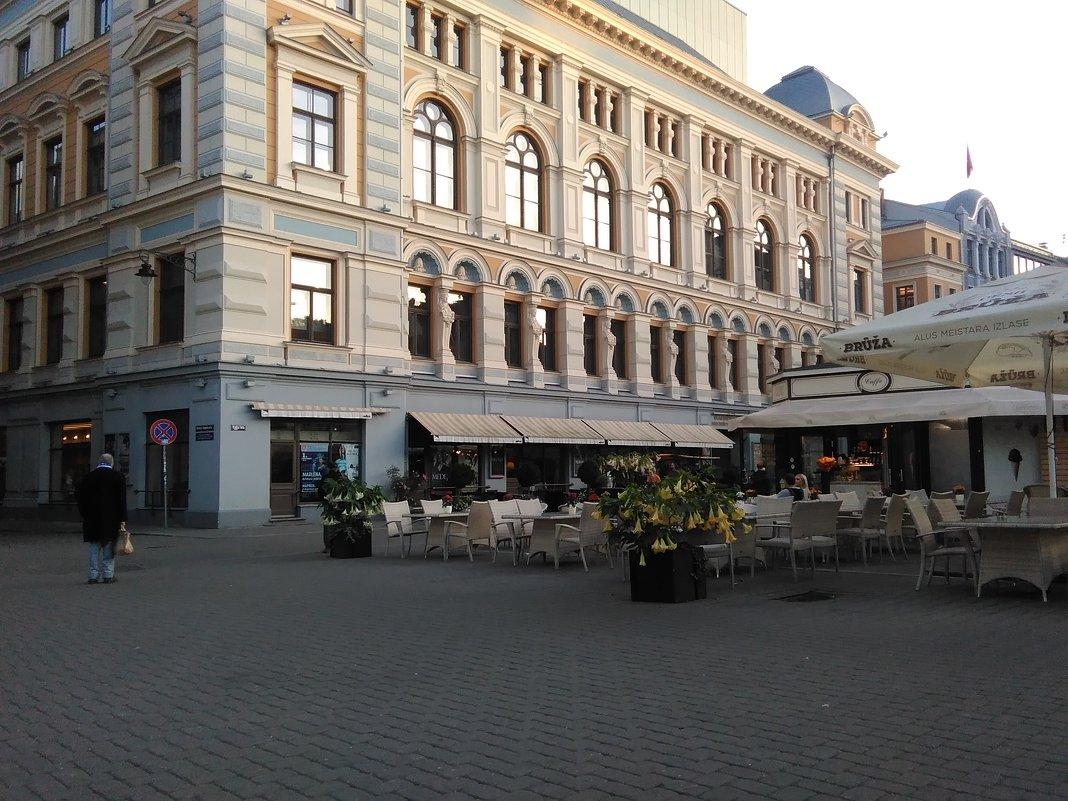 Рижский русский театр - Mariya laimite
