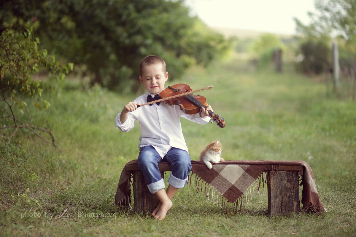 Музыкальный полдень - Вера Шамраева