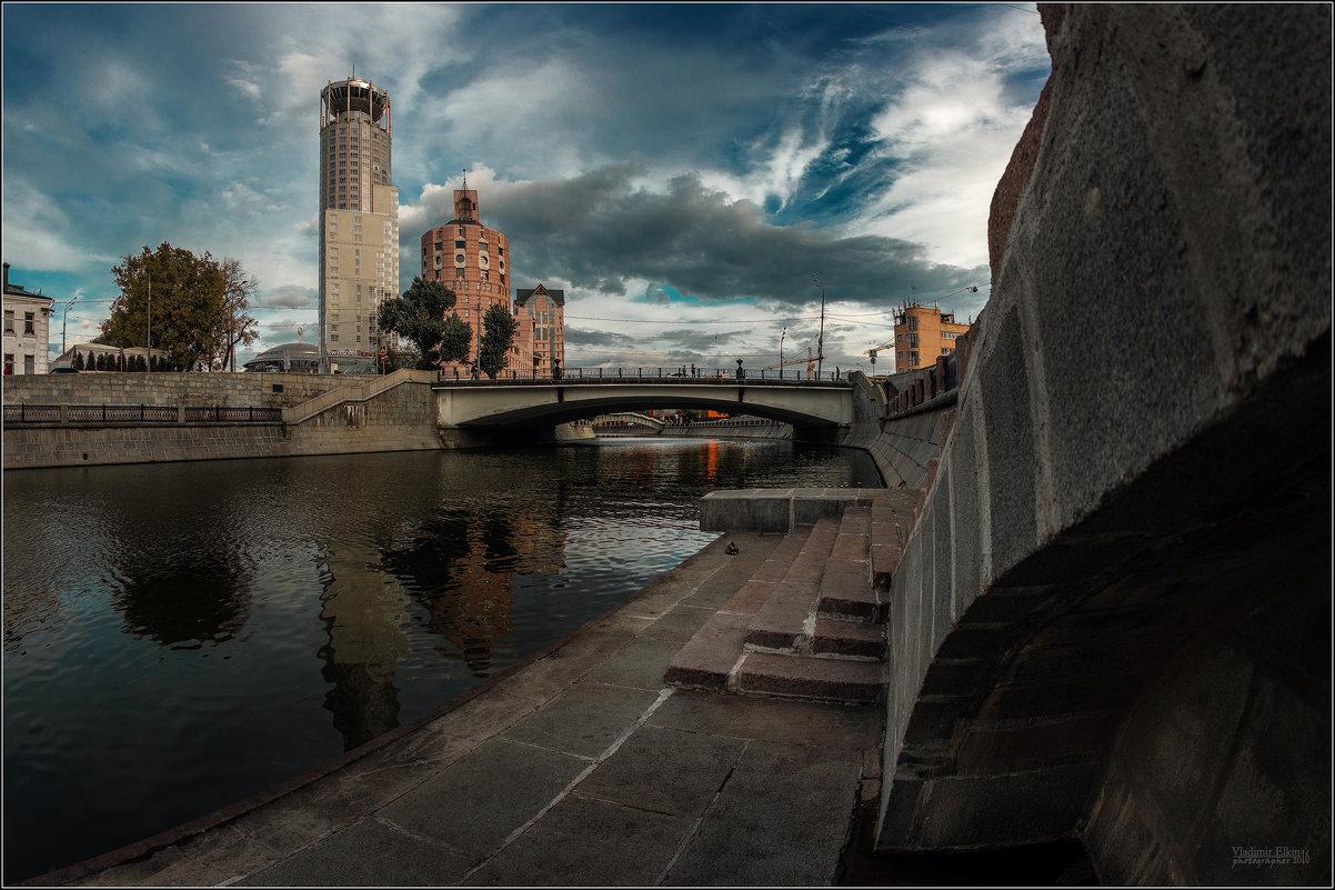 Московская осень #5 - Владимир Елкин