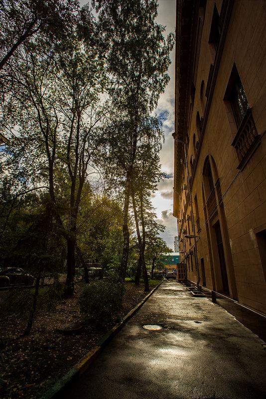 Осенний свет - Игорь Герман