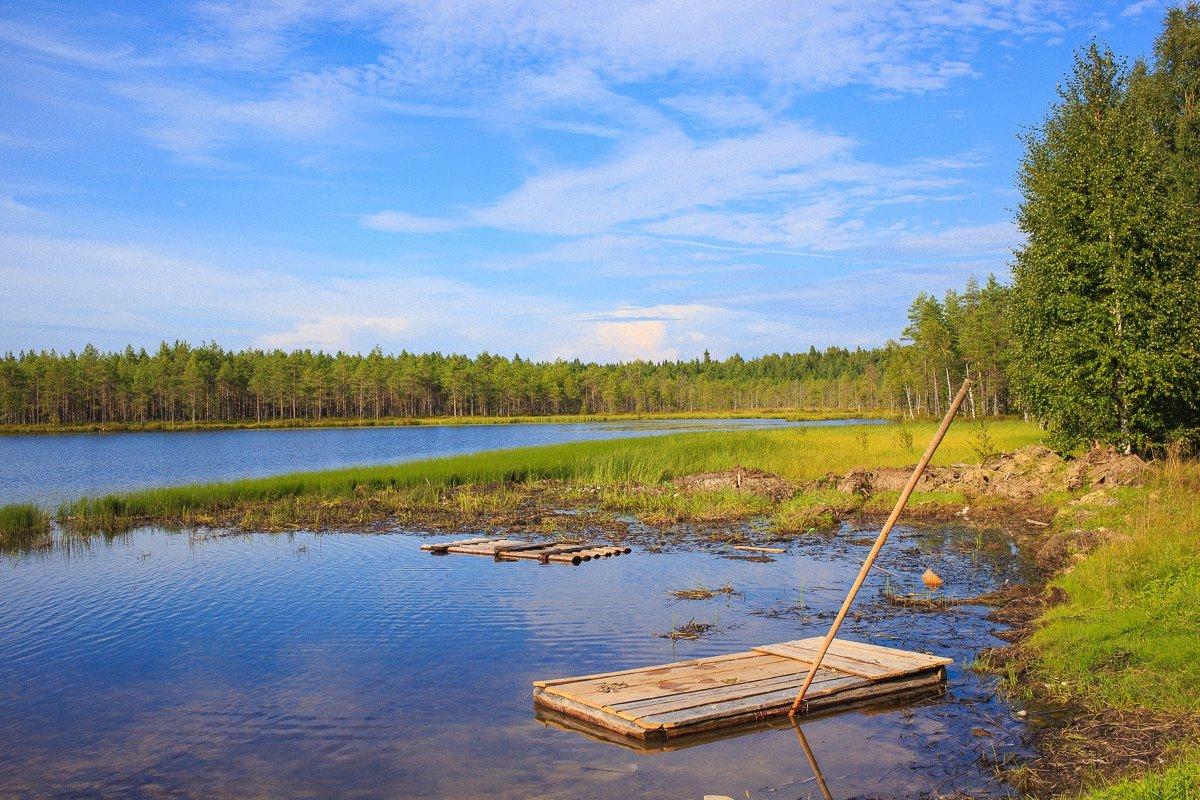 Чёрное озеро - Сергей Смирнов